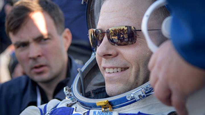 Буду носить с гордостью: Американский астронавт сделал личное признание о российском ордене