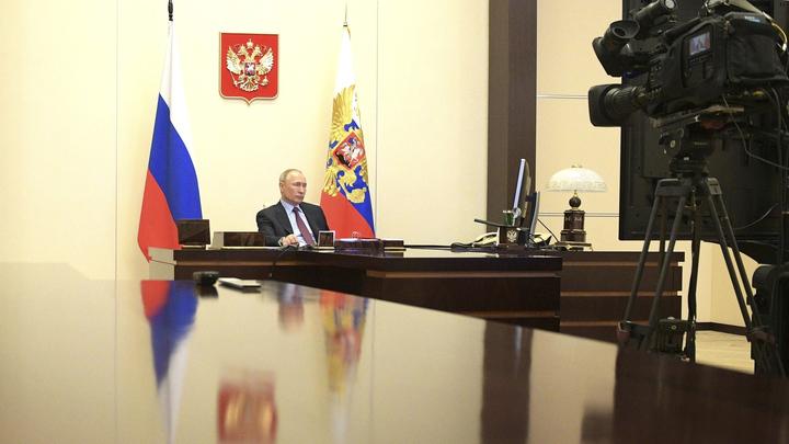 Преступная халатность: Путин пригрозил чиновникам, коронавирус - это не шутки