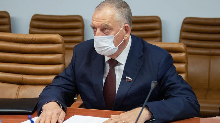 Маски и продукты в России будут облучать? Сенатор раскрыл новый способ дезинфекции