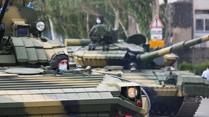 Русские танки уже в Донбассе: Заявление ЕС превратили в украинскую сенсацию