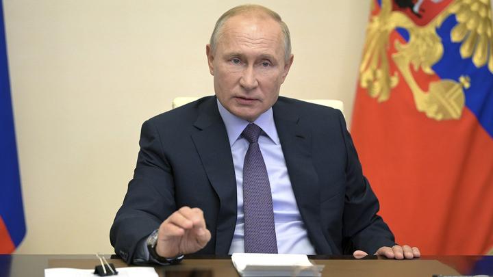 В Кремле сообщили, о чём шёл разговор Путина с Трампом