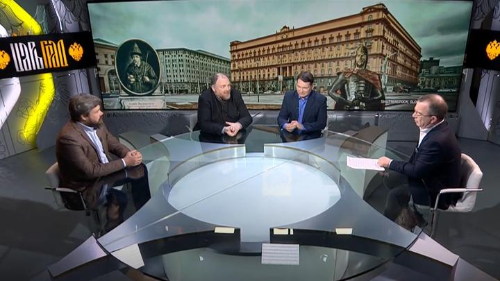 Спор о памятнике на Лубянке сравним с борьбой добра и зла - Холмогоров