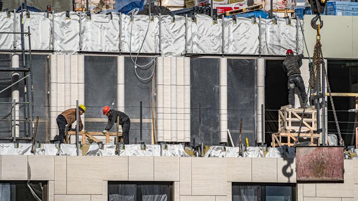 В Новосибирской области достроят 18 проблемных многоэтажек