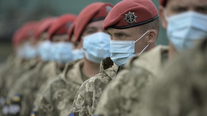 Украинские силовики отказались подрываться на собственных минах: Всех несогласных увольняют