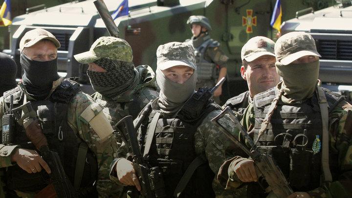 Украинский солдат: За отказ воевать в Донбассе расстреляли 20 человек
