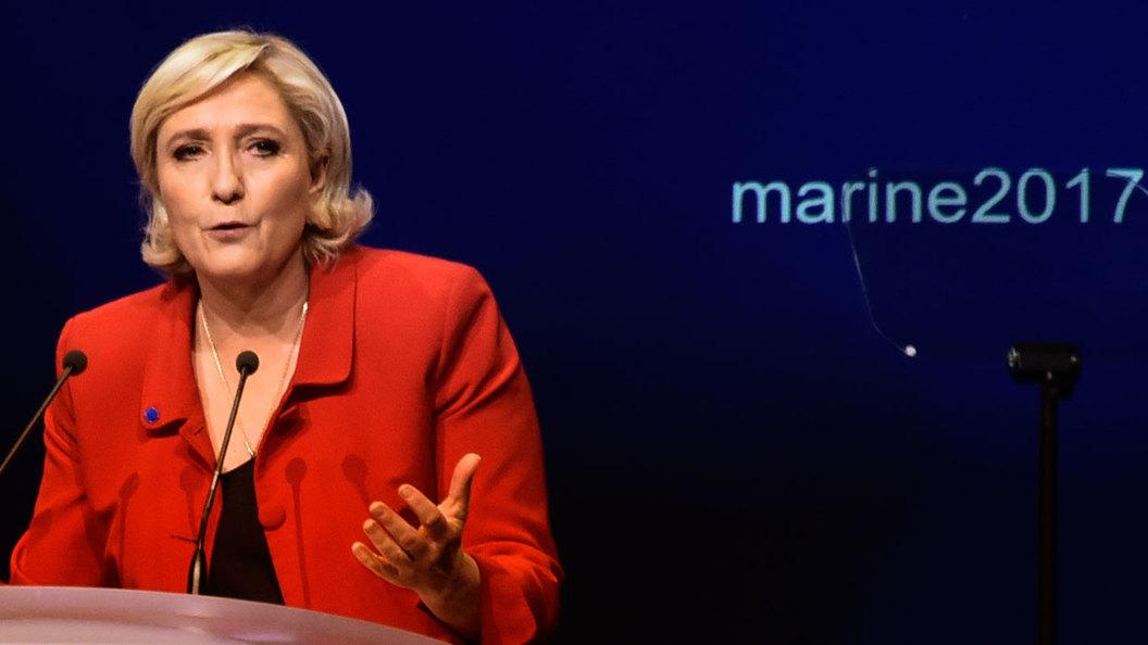 Марин Ле Пен: Франция не продается