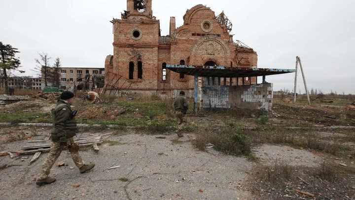 Генштаб ВСУ анонсировал войну в Донбассе