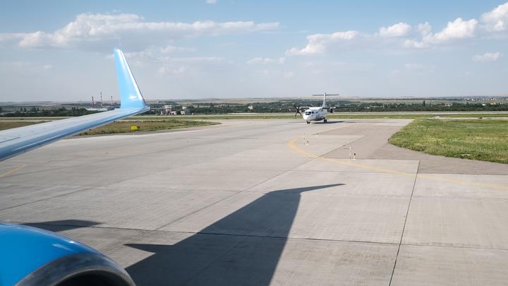 Атака в воздухе: Самолёт Зенита чудом уцелел во время ЧП