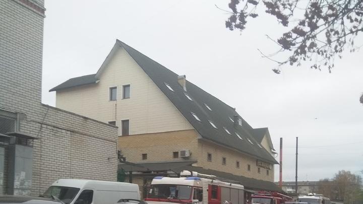 Стали известны подробности взрыва на ковровском рынке Октябрьский