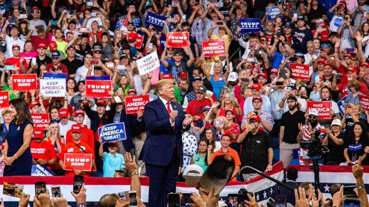 Такого уровня энтузиазма еще не видели: За сутки после начала предвыборной кампании Трамп собрал почти 25 миллионов долларов