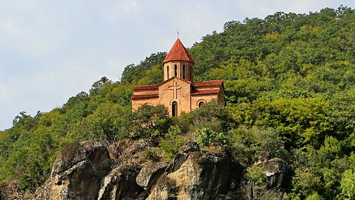 Христианство в Азербайджане: В Балакене обнаружен древний храм