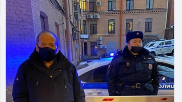 «Детей на баррикады?» Среди задержанных участников акции Навального в Петербурге 11-летняя девочка