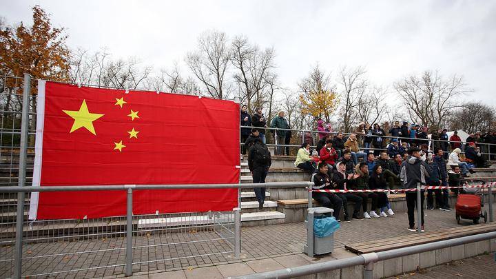 Китай отменил совместные мероприятия с США из-за антироссийских санкций