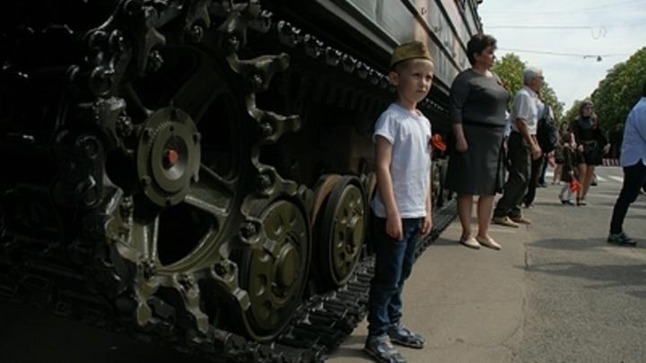 Россия представит уникальный танк - напечатанный на 3D-принтере