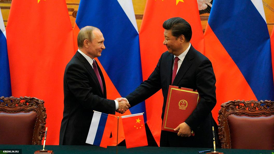 Си Цзиньпин пожелал России успехов под руководством Путина