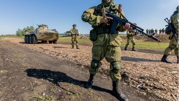 В Челябинском гарнизоне рассказали о самоубийстве контрактника