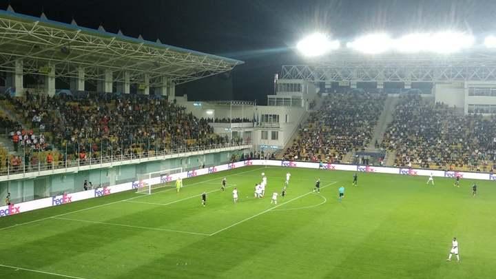 Сенсация в Тирасполе: матч Шериф- Шахтер закончился со счетом 2: 0