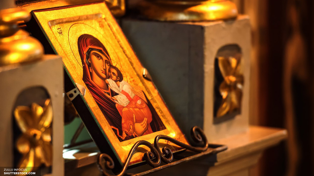 Папа Римский подарил Коптскому патриарху русскую икону