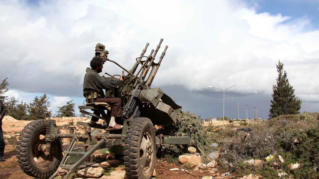 Армия Ливии договорилась с боевиками ИГ о перемирии на сирийской границе