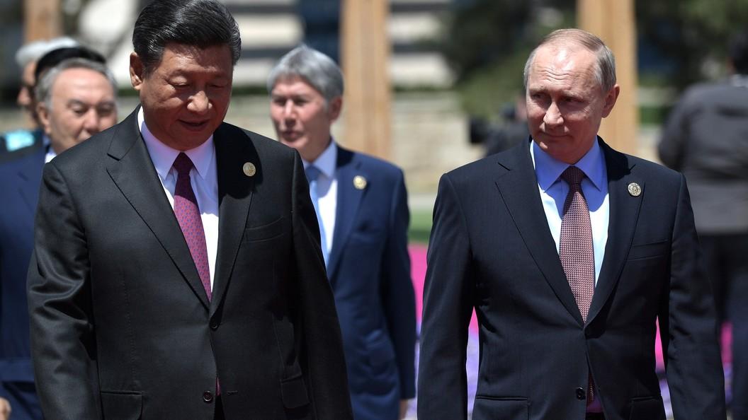 Россия создаст в Китае свой телеканал Катюша