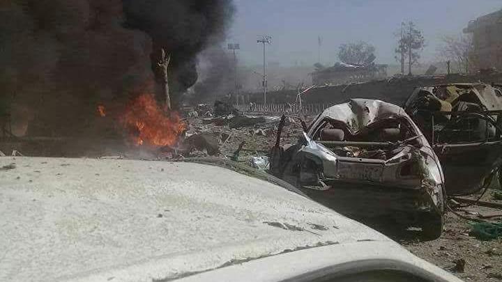 В результате взрыва в Кабуле погибли полицейские, пострадали мирные люди