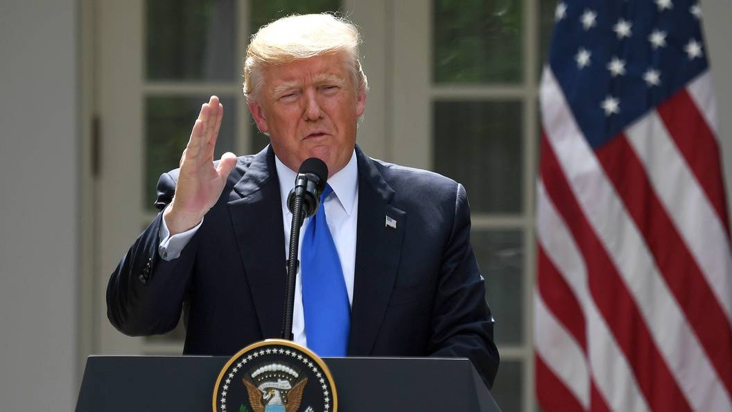 Трамп безосновательно обвинил Иран в несоблюдении условий ядерной сделки
