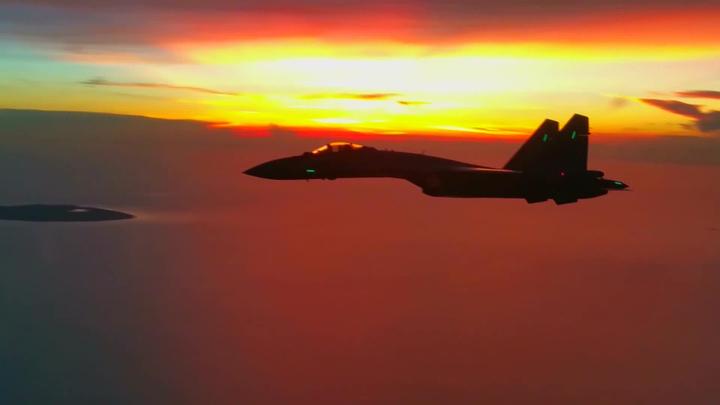 Агрессия США напоролась на оружие России: Су-35С может стать ночным кошмаром для западных пилотов