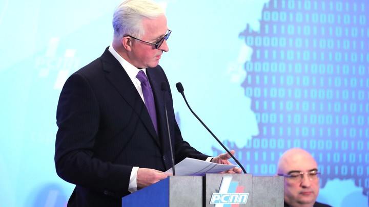 Горбачёв начинал так же: Шохин разглядел в России повторение перестройки