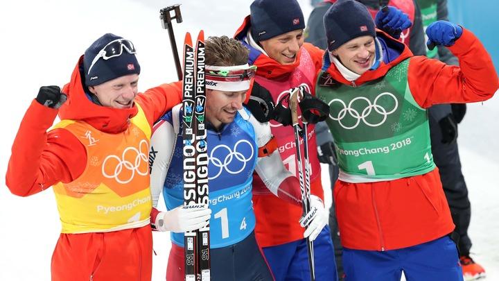 Главе Союза биатлонистов Норвегии не нравится факт проведения гонок в России, однако бойкотировать Кубок мира команда не будет