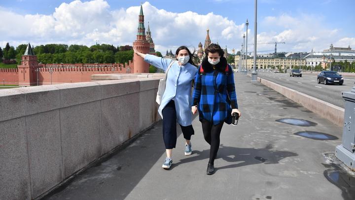 У русских есть щит против COVID-19: Малое количество смертей в России объяснил врач