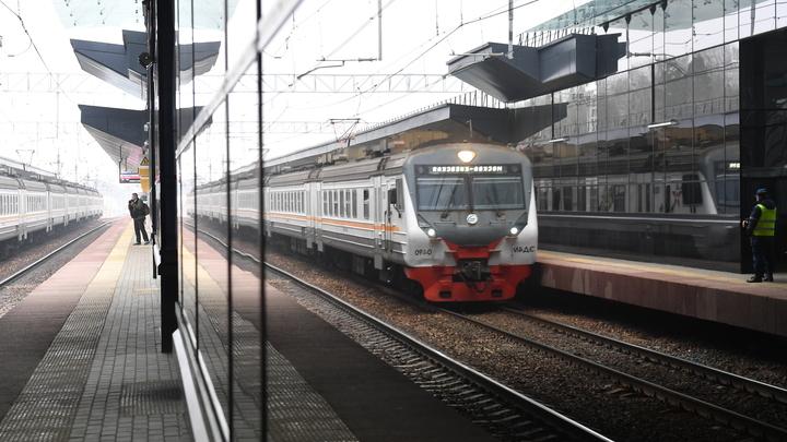 На станции в Александрове электричка насмерть сбила москвичку