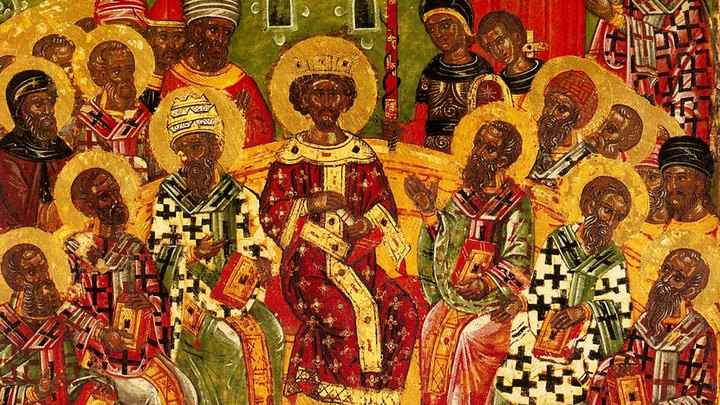 Память Первого Вселенского Собора. Православный календарь на 20 мая