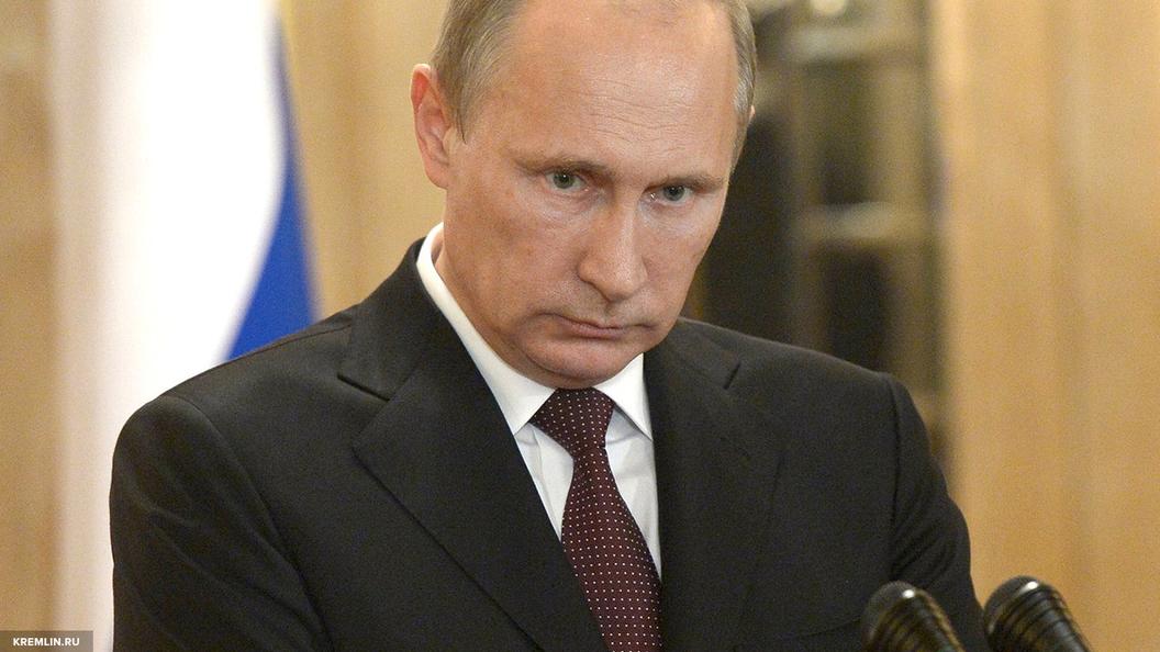 Путин: После распада СССР в стране началась полномасштабная гражданская война