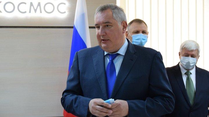 Рогозин без прикрас оценил риски владельца космического Бурана