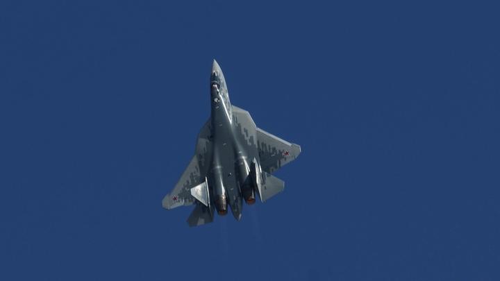 Украина обвинила военные самолёты России в нарушении своего воздушного пространства