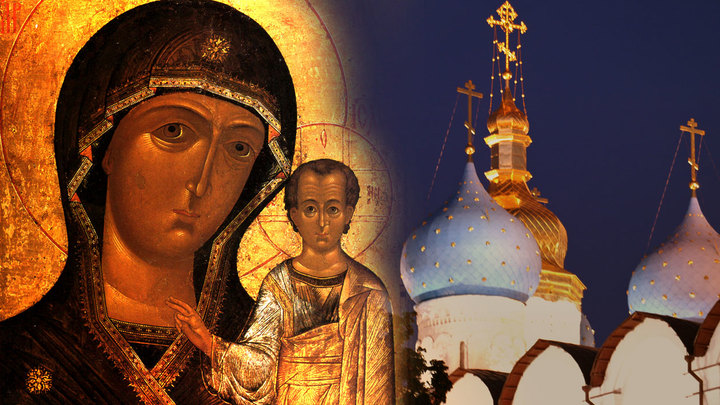 Казанская икона Божией Матери. Православный календарь на 21 июля