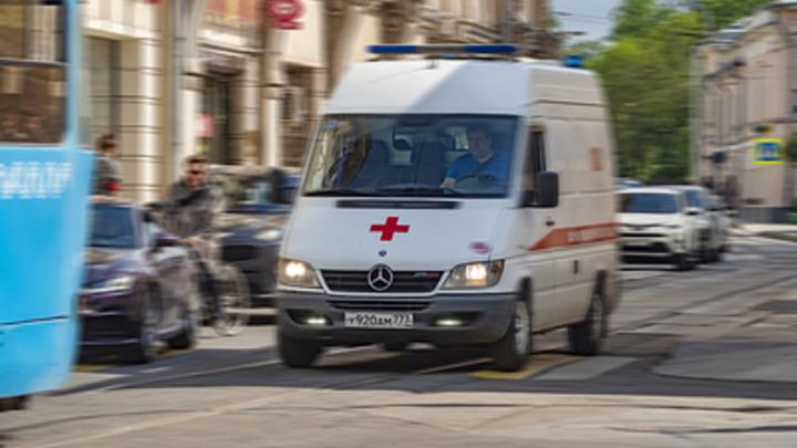 В Ленинском районе грузовик насмерть сбил 85-летнюю бабушку