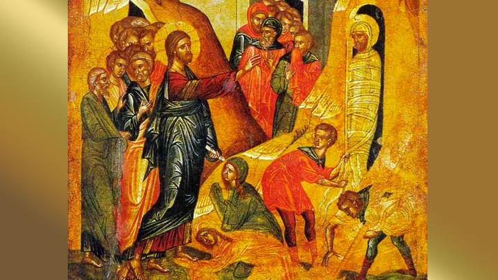 Лазарева Суббота. Православный календарь на 20 апреля