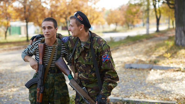 Украинские диверсанты попытались создать в Донецке панику с помощью дымовых шашек