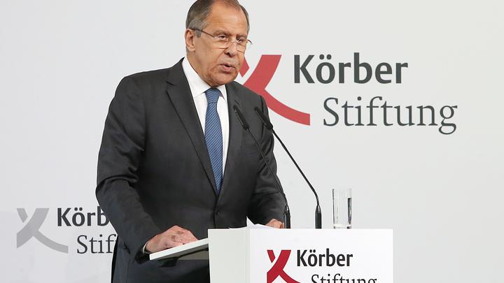 Лавров назвал главную причину обострения отношений России и США