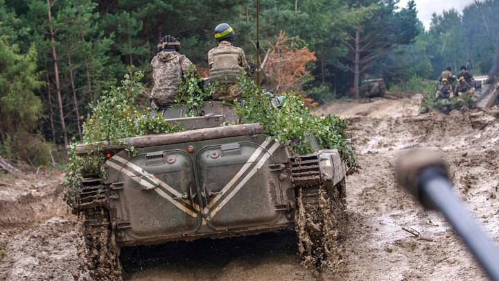«Самая сильная армия Европы»: В Сети обсуждают живущих по колено в грязи солдат Украины - фото