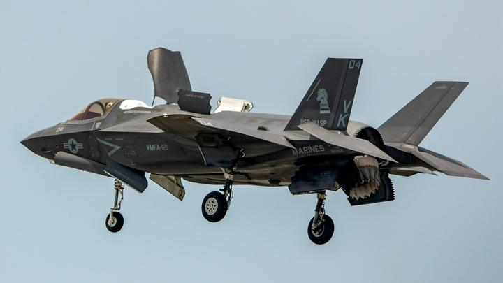 Глава Пенгатона матом оценил разорительную программу истребителей F-35