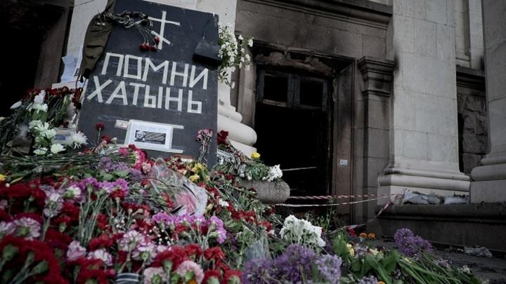Чёрная пятница 2 мая: Как убивали жителей Одессы и Славянска