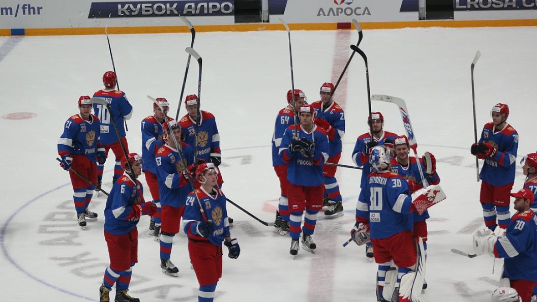 Сошников: наЧМ еще небыло соперников нормальных уровня сборной РФ