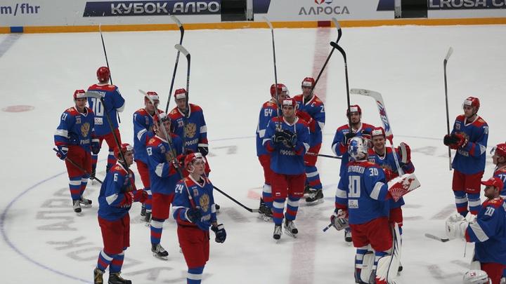 Заявка сборной России пополнилась тремя хоккеистами