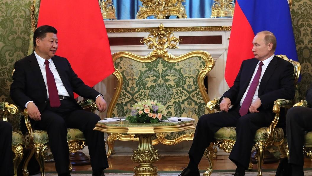 Владимир Путин и Си Цзиньпин договорились о реализации двусторонних проектов
