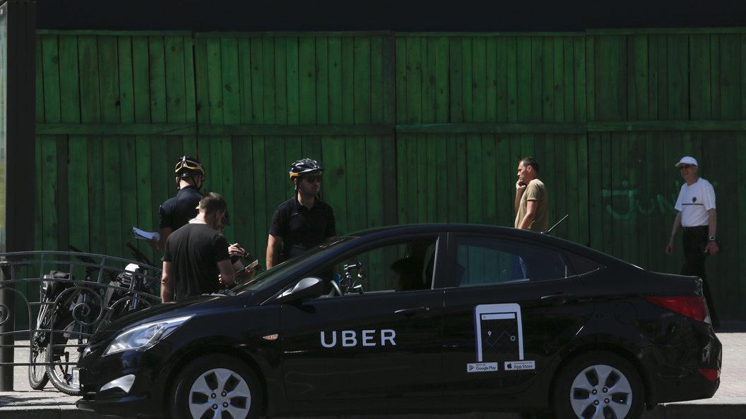 В Америке Uber подозревают в коррупции