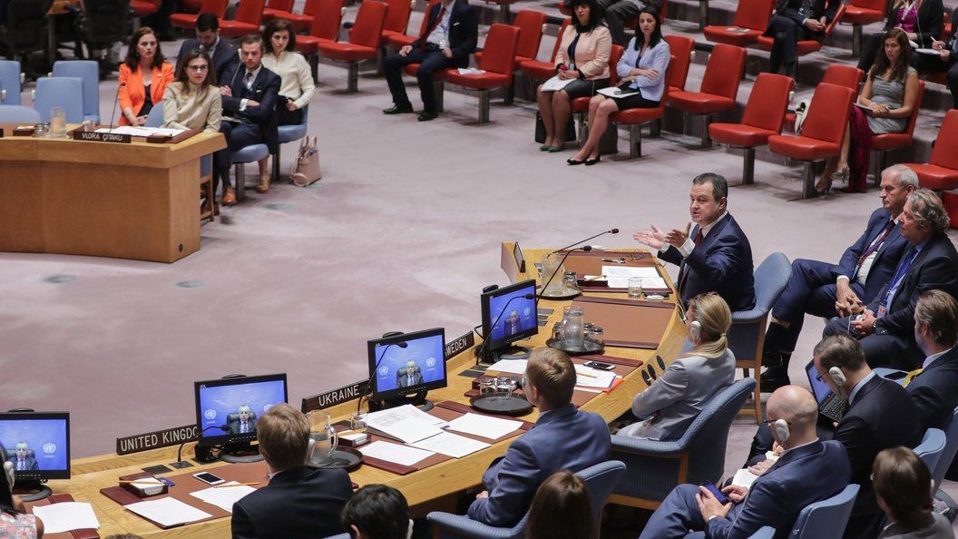 Российская Федерация призывает проверить данные опоставках химоружия для ИГИЛ вСирию