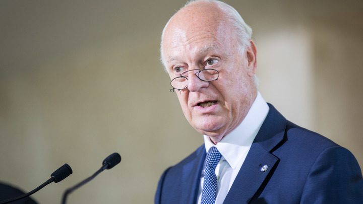 Спецпосланник ООН признал заслуги России в стабилизации ситуации в Сирии