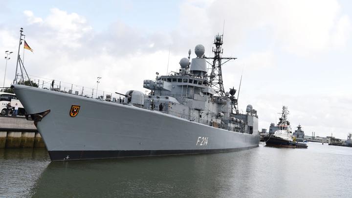 Военные корабли НАТО заняли порт грузинского города Батуми